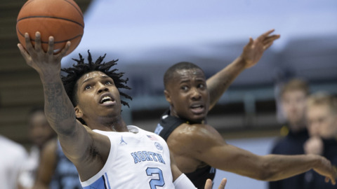 UNC falls to Marquette in college basketball action