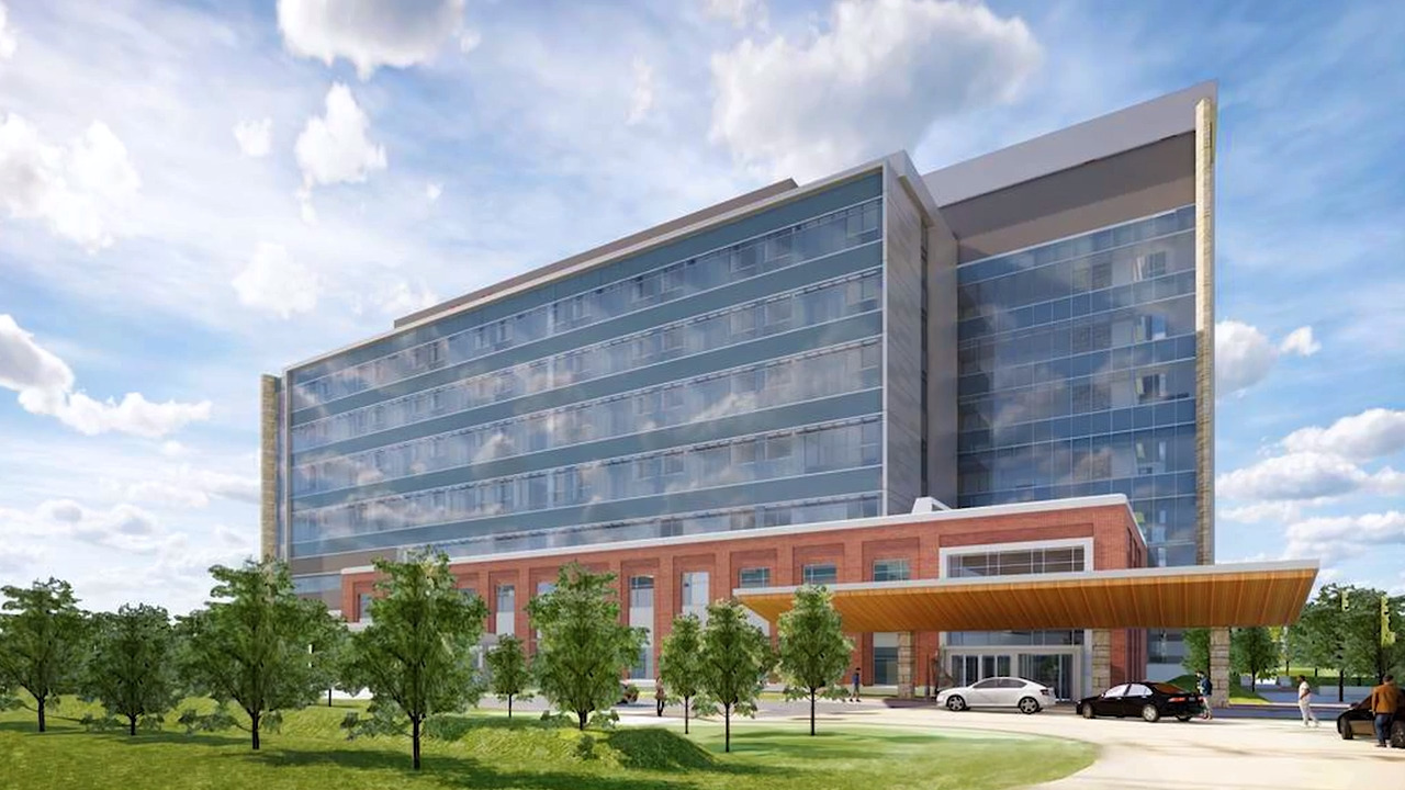 Construction to begin on UNC Rex's Holly Springs hospital