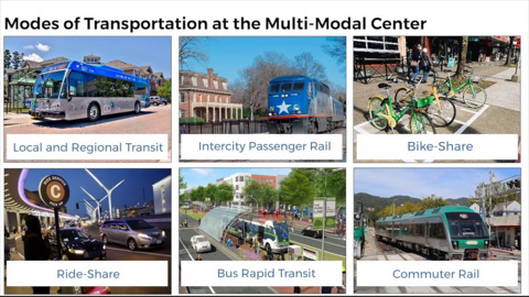 Suburban Cary seeks public feedback as it begins planning a downtown transit center