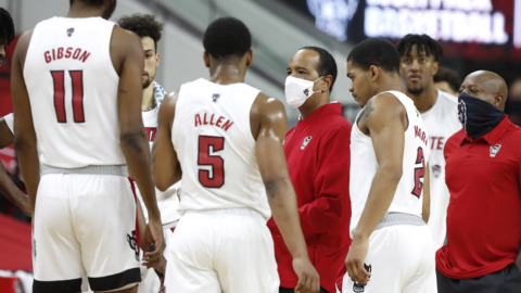 NC State's Keatts, Funderburk on loss to Miami