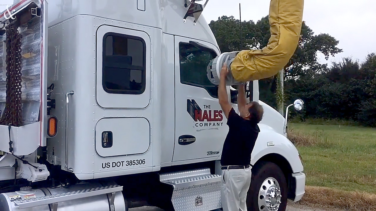 Truckers: Duke Energy pays for power and AC at Big Boys