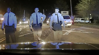 Dashcam audio of suspended SHP supervisor to troopers on the scene: 'No use of force on our part'