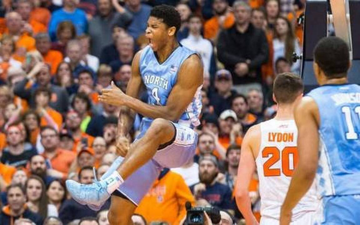 Hicks the catalyst in UNC's 84-73 win at Syracuse ...