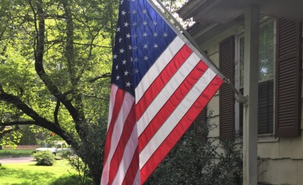 Confederate battle flag owner fights to keep flag flying in Orange County