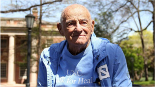 Oldest living UNC-CH athlete says take Silent Sam down