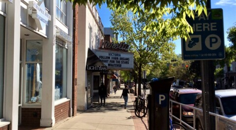 Should Chapel Hill buy the Varsity Theatre? A town task force says probably not.