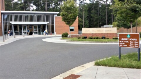 Love Chapel Hill's library? Hate the parking? A solution is coming, and new programs