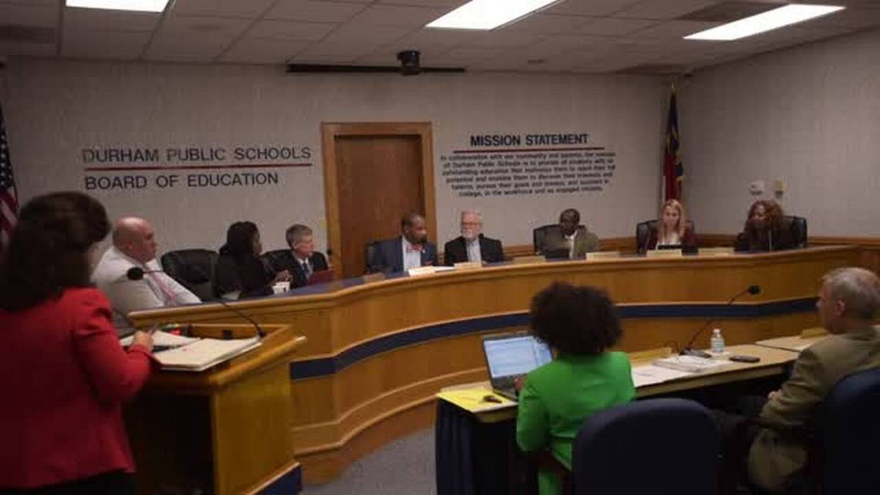 The Durham Public Schools Adopted Changes To Its Student Dress Code