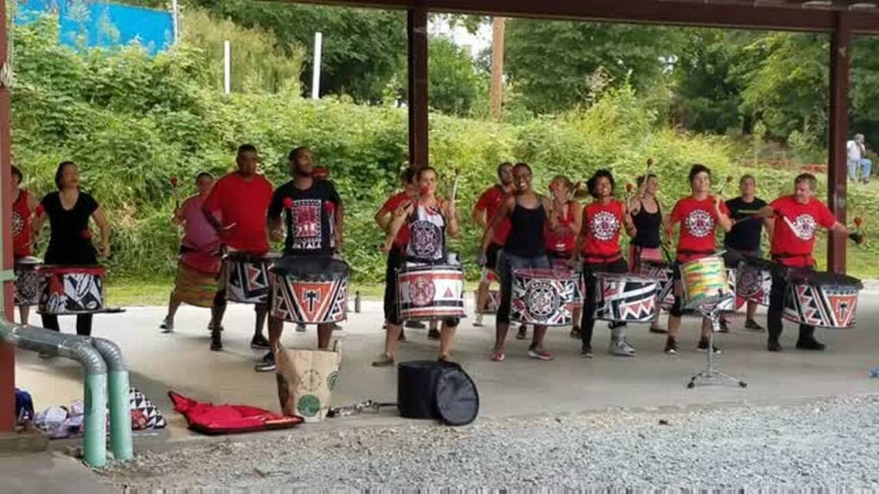 Drummers In Durham Central Park May Not Be Only Loud Sounds Downtown
