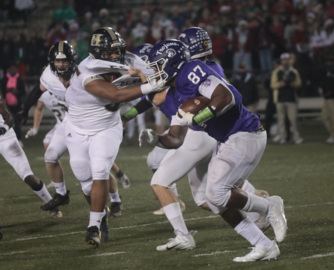Northwestern football falls to T.L. Hanna during semifinals