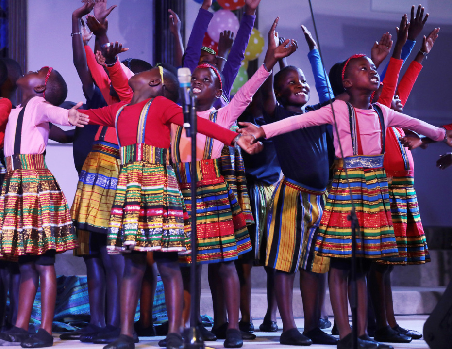 'Leading people': African children perform in Rock Hill. Here's what they did