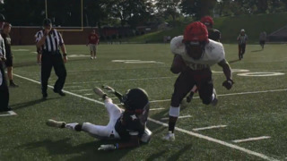 Highlights and interviews from the Rock Hill High 2018 spring football game