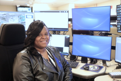 Black History Month: 911 dispatcher on her job and what a personal tragedy taught her