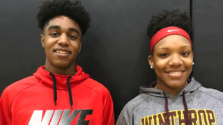 A game of P.I.G. with The Herald's 2018 All-Area basketball players of the year