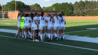 Highlights from the Clover-J.L. Mann girls soccer 5A Upper State title game
