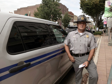'Aggressively enforcing the law': Why blue lights will shine on six York County roads