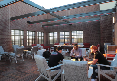New Rock Hill hotel offers rooftop lounge, upscale restaurant