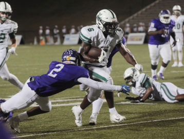 Dutch Fork overpowers Northwestern, exits with 49-0 win