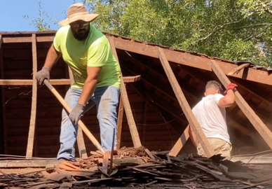 2 Chester city leaders helping fix homes of those in need. The list of homes is long.