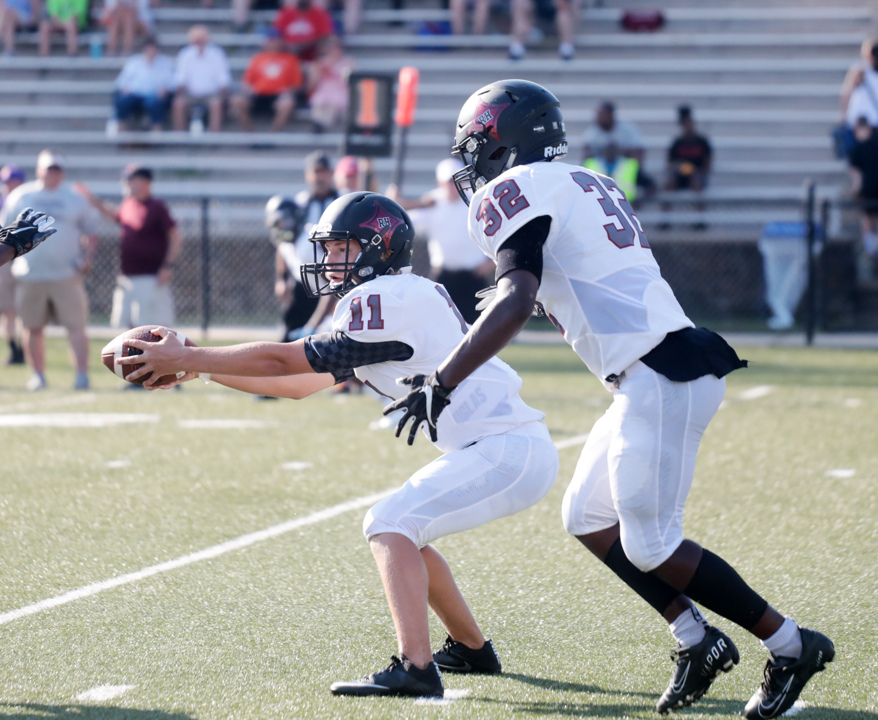 Rock Hill high schools battle it out at football jamboree