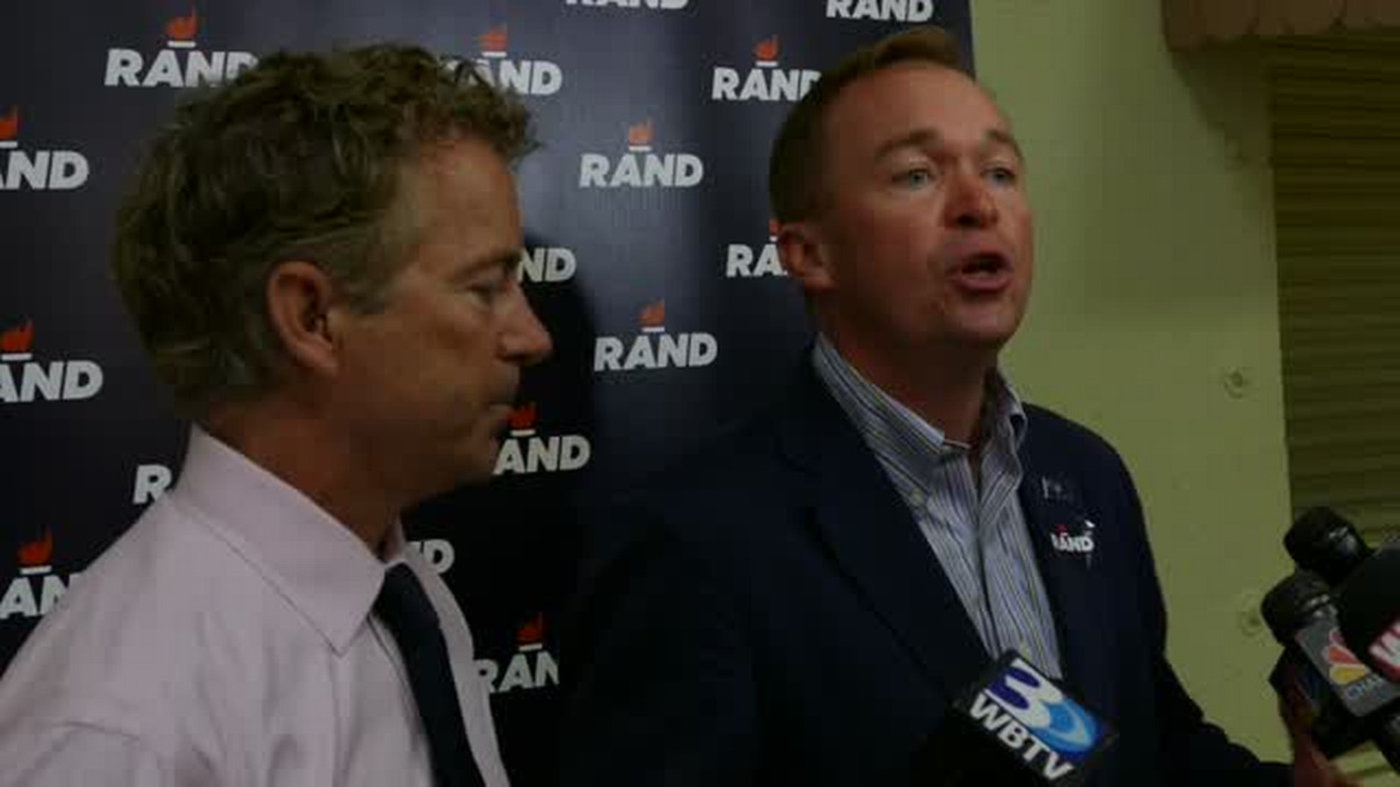 Supporters of Rand Paul in Rock Hill | The Kansas City Star