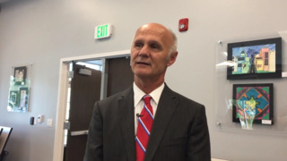 Rock Hill superintendent talks about first day of school, tracking COVID-19 data