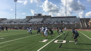 Highlights from York Cougars 2018 spring football scrimmage