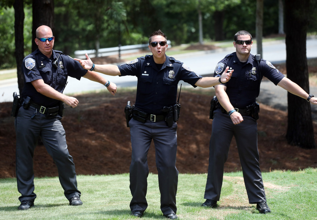Tega Cay SC police department opens new station with jail