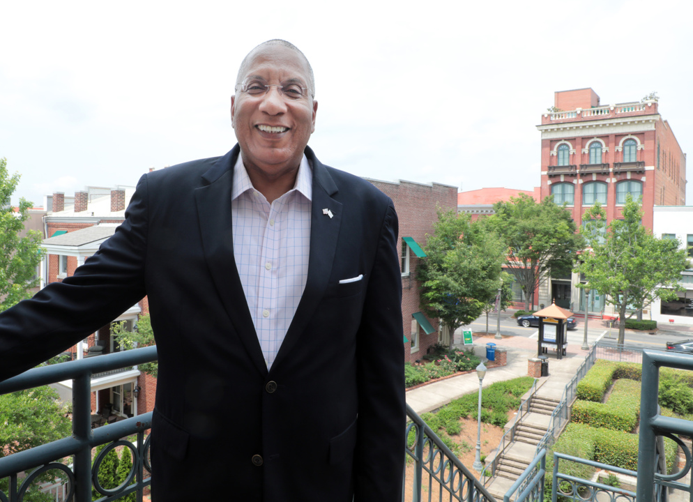 Winthrop's Glenn McCall talks planning Charlotte RNC, Trump | The State
