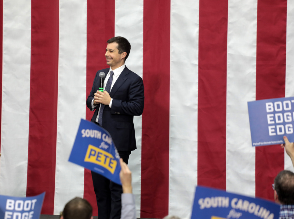 'I'm asking for your help': Buttigieg makes final push in Rock Hill before SC primary