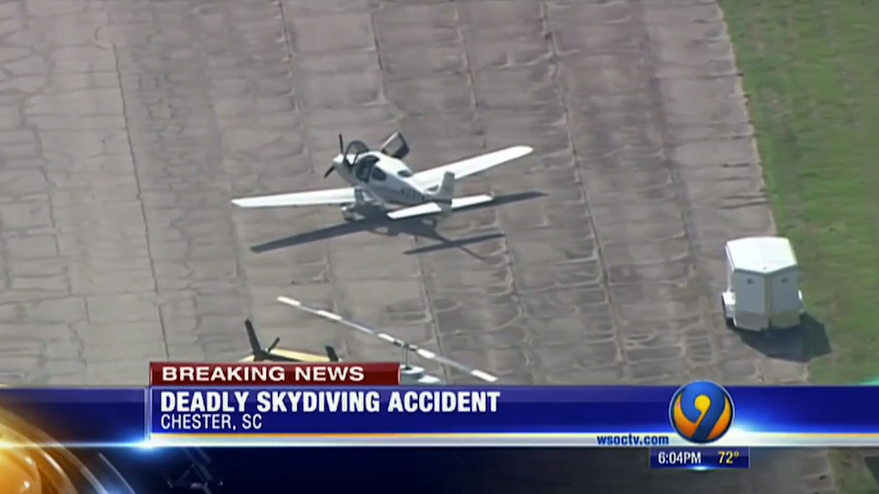 Experienced Virginia skydiver dies at Chester County airport