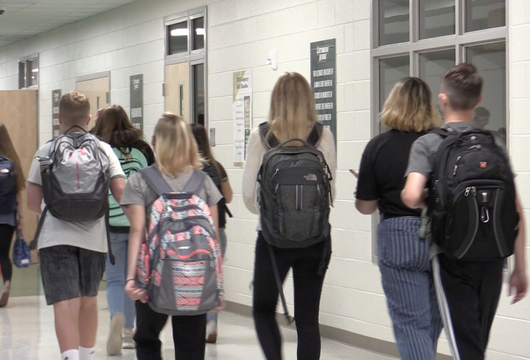 'Excited for the future': Fort Mill's Catawba Ridge High celebrates first days