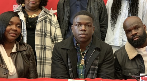 'A dream come true' for South Pointe running back headed to Power 5 school