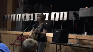Nashville singer/songwriter visits Fort Mill diabetes day camp