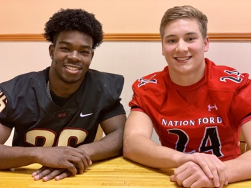 The Herald's 2018 All-Area football offensive and defensive players of the year