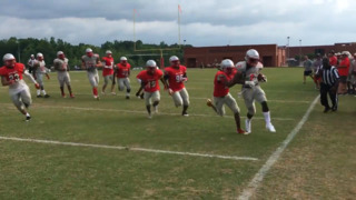 Highlights and interviews from South Pointe football's 2018 spring game