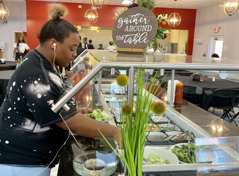 Rock Hill's Clinton College unveils new dining hall, plans for future