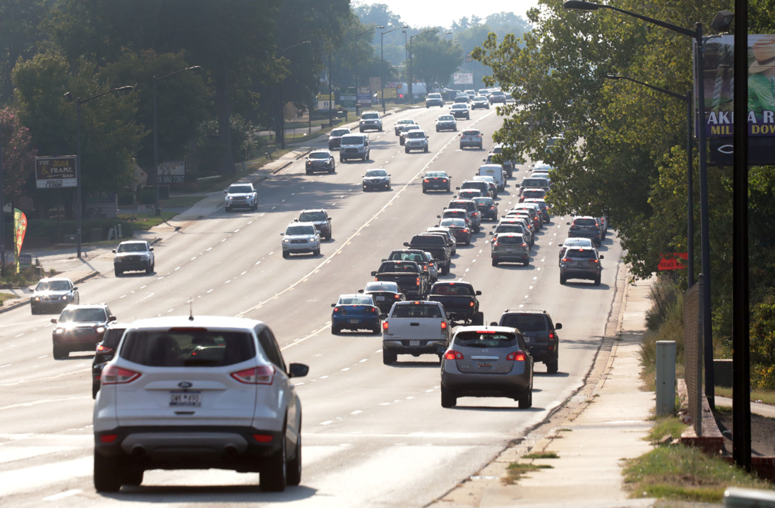Think traffic on your road is bad? These York County spots are as busy as any in SC.