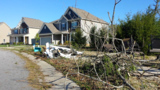 Lake Wylie residents begin fixing property damage caused by Sunday's vicious storm