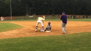 Highlights from cold and windy Rock Hill-Northwestern baseball game
