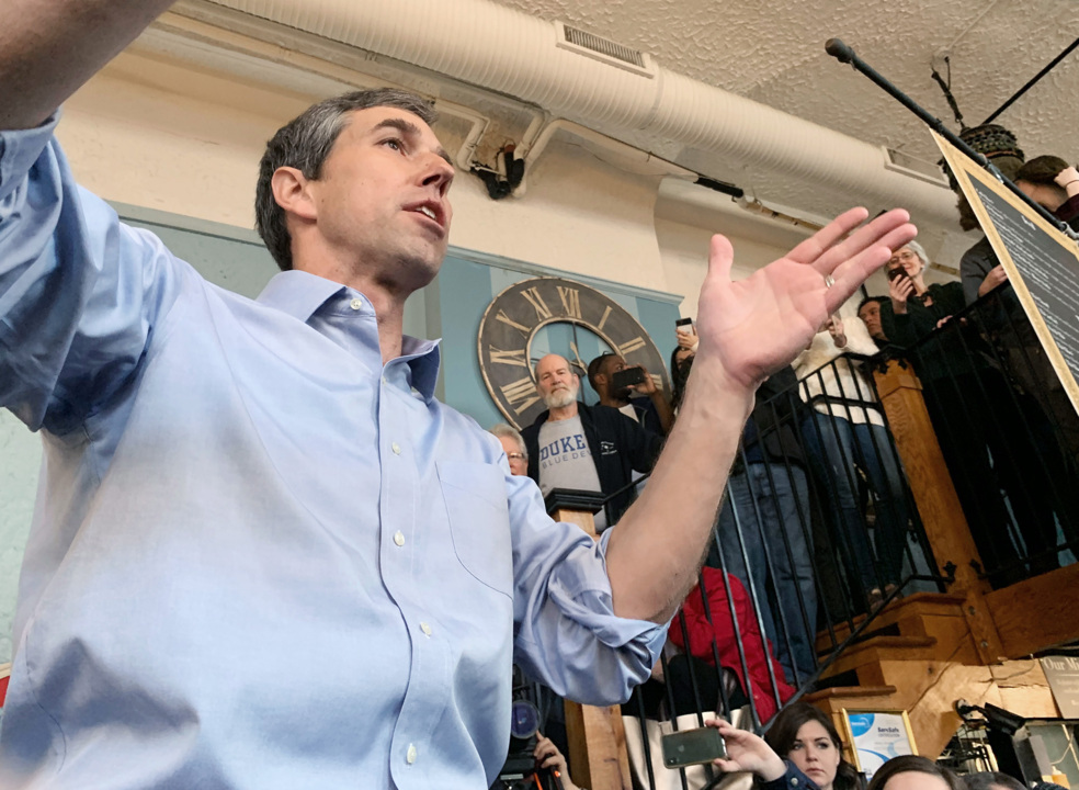 Beto O'Rourke to appear at College of Charleston in SC | The State