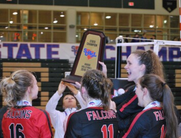 Can they 3-peat? Nation Ford volleyball starts hot in pursuit of another state title