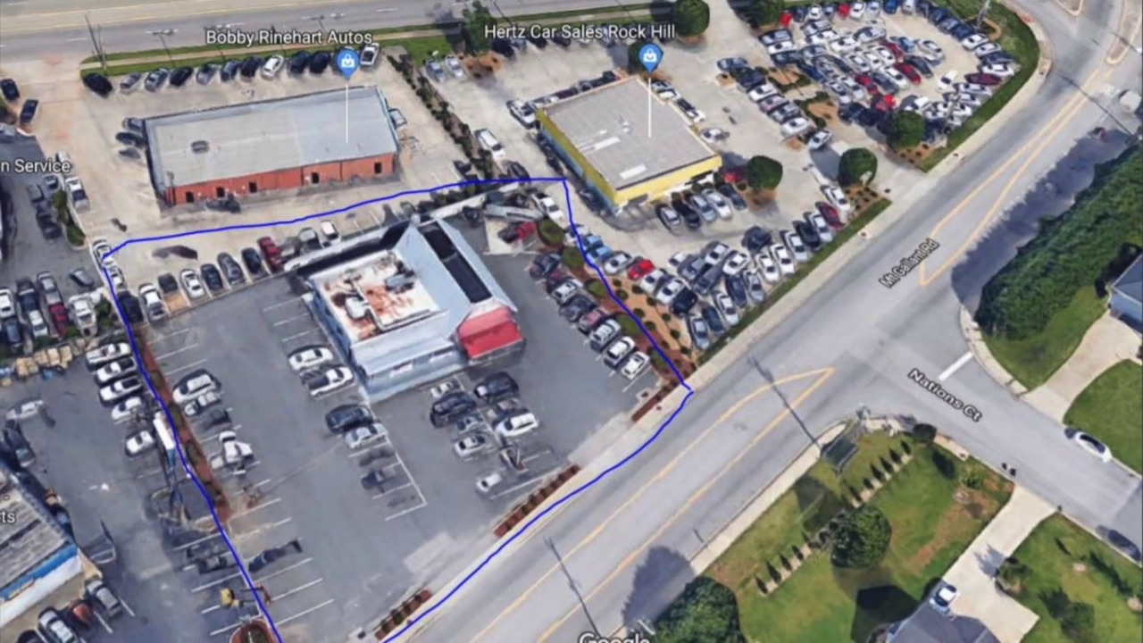 It was a popular Rock Hill restaurant site. Why it won't be again, anytime soon.
