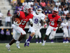 South Pointe Stallions stomp Northwestern Trojans in Rock Hill season opener