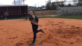Janelle Ilacqua of Fort Mill is still in 8th grade, but she has a college commitment