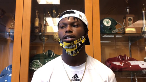 York football's Da'Shawn Brown talks his commitment to App State