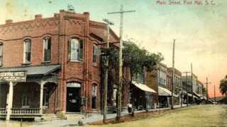 Take a look at downtown Fort Mill, before and after