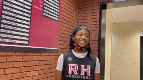 Jada Jones of Rock Hill girls' basketball reflects on having two RHHS greats for parents