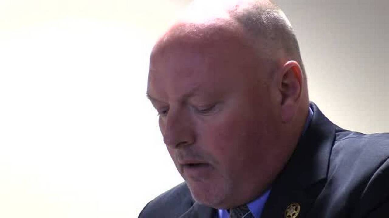 York County Sheriff Kevin Tolson named SC sheriff of year | The State