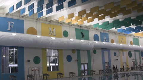 'Swim event place of choice': The new Fort Mill school district Aquatic Center opens